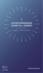 Cover for Utomjordingens guide till Jorden