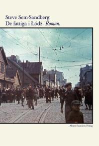 Cover for De fattiga i Lódz