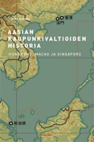 Cover for Aasian kaupunkivaltioiden historia