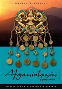 Cover for Afganistanin historia