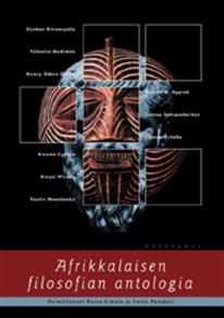 Cover for Afrikkalaisen filosofian antologia