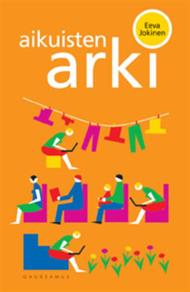 Cover for Aikuisten arki
