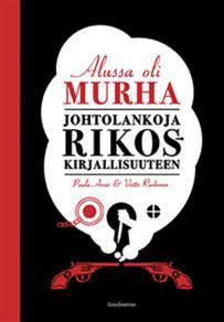 Cover for Alussa oli murha