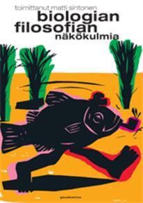 Cover for Biologian filosofian näkökulmia