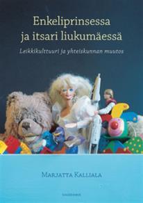 Cover for Enkeliprinsessa ja itsari liukumäessä
