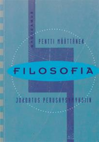 Cover for Filosofia