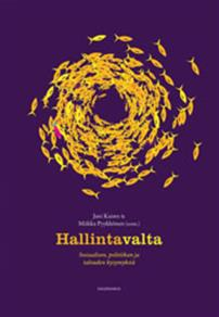 Cover for Hallintavalta
