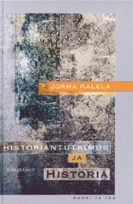 Cover for Historiantutkimus ja historia