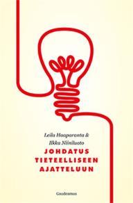 Cover for Johdatus tieteelliseen ajatteluun