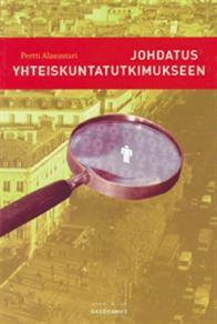 Cover for Johdatus yhteiskuntatutkimukseen