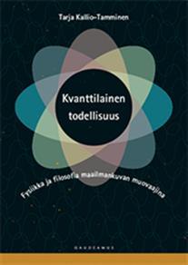 Cover for Kvanttilainen todellisuus
