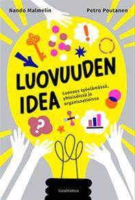 Cover for Luovuuden idea