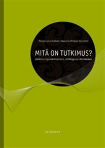 Cover for Mitä on tutkimus?