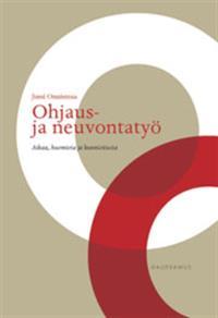 Cover for Ohjaus- ja neuvontatyö