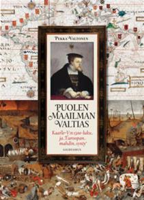 Cover for Puolen maailman valtias