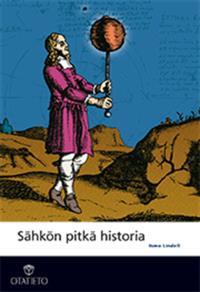 Cover for Sähkön pitkä historia