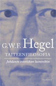 Cover for Taiteenfilosofia