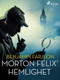 Cover for Morton Felix' hemlighet