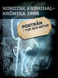 Cover for Postrån – tur och retur