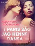 Cover for I Paris såg jag henne dansa