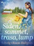 Cover for Siden, sammet, trasa, lump