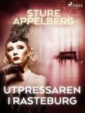 Cover for Utpressaren i Rasteburg