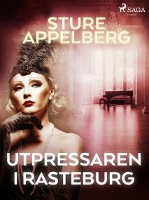 Cover for Utpressaren i Rasteburg