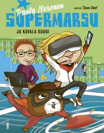 Cover for Supermarsu ja kavala koodi