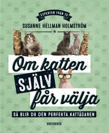 Cover for Om katten själv får välja