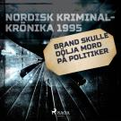 Cover for Brand skulle dölja mord på politiker