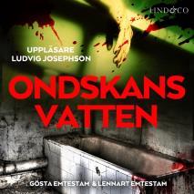Cover for Ondskans vatten