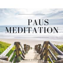 Cover for Paus- meditation