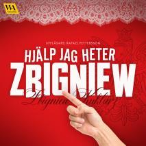 Cover for Hjälp jag heter Zbigniew