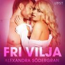 Cover for Fri vilja - erotisk novell