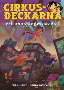 Cover for Cirkusdeckarna och shoppingmysteriet