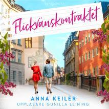 Cover for Flickvänskontraktet