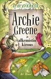 Cover for Archie Greene ja alkemistin kirous