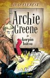 Cover for Archie Greene ja korpin loitsu