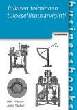 Cover for Julkisen toiminnan tuloksellisuusarviointi