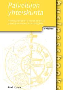 Cover for Palvelujen yhteiskunta
