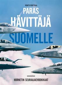 Cover for Paras hävittäjä Suomelle