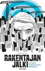 Cover for Rakentajan jälki