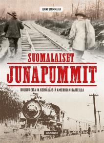 Cover for Suomalaiset junapummit