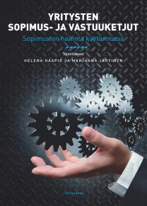 Cover for Yritysten sopimus- ja vastuuketjut