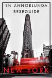 Cover for NEW YORK EN ANNORLUNDA RESEGUIDE (PDF)