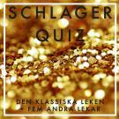 Cover for SCHLAGERQUIZ : 300 frågor om schlager
