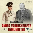 Cover for Andra världskrigets hemligheter