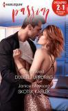 Cover for Dubbelt uppdrag/Skotsk kärlek