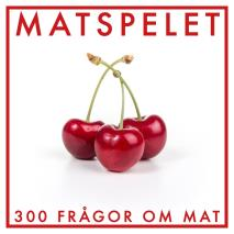 Cover for MATSPELET