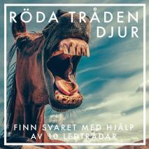 Cover for Röda tråden djur